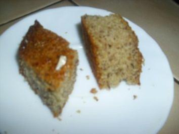 Haselnuss-Kuchen ~ Karidopita - Rezept