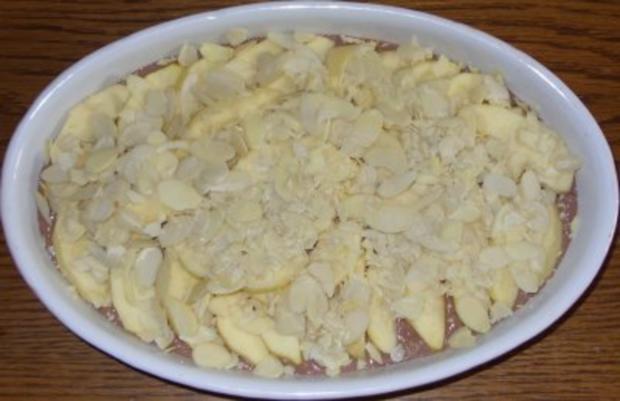 Auflauf süss - Apfel-Schokogriess-Auflauf - Rezept - Bild Nr. 6
