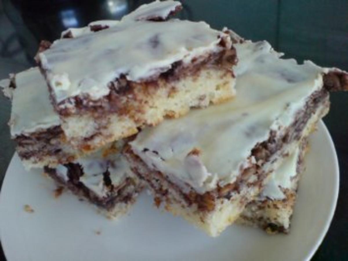 Kakao-Mandelkuchen - Rezept Gesendet von loewe_bs