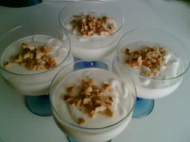 Ananas-Joghurt-Dessert - Rezept