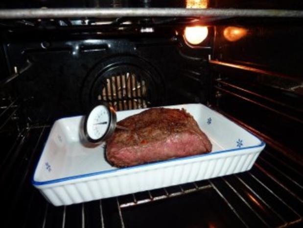 80 Grad Sanftgaren: Roastbeef - Rezept - Bild Nr. 2
