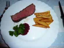 80 Grad Sanftgaren: Roastbeef - Rezept