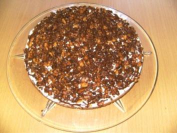 TORTE - Nußtorte - Rezept