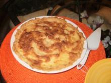 Pie: Kokonuss Pie - fuer eine Kochbar Freundin - habe ich Dir doch versprochen - Rezept