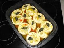 Mediteraner Schafskäse aus dem Ofen - Rezept