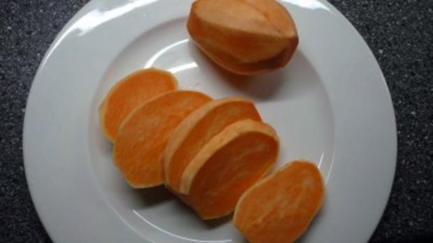 Süßkartoffel - Rahmsüppchen - Rezept - Bild Nr. 7