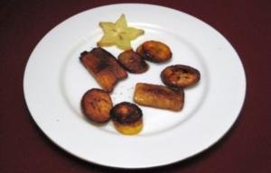 Kochbananen-Variationen - Rezept