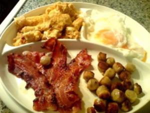 Männer Frühstück - Rezept