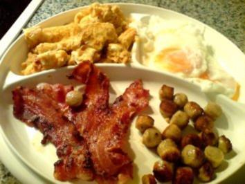 Rezept: Männer Frühstück