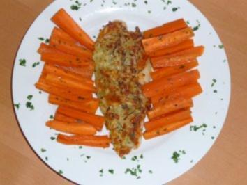 Fisch mit Kartoffel-Käse-Kruste - Rezept
