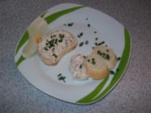 Delikatess Thunfischcreme - Rezept