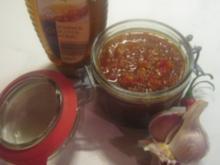 Thailändische ,scharfe Honigsoße - Rezept