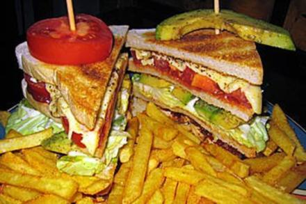 New York Club Sandwich - Rezept