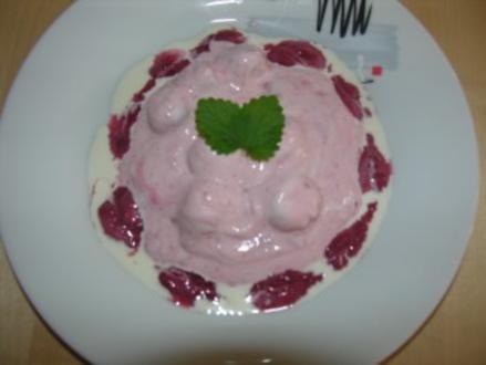 Himbeer-Joghurt-Speise - Rezept