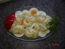 Salate : Spargelsalat mit Eiern - Rezept
