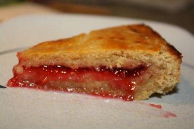 Gâteau basque - Rezept