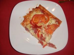Pizza Viel druff - Rezept