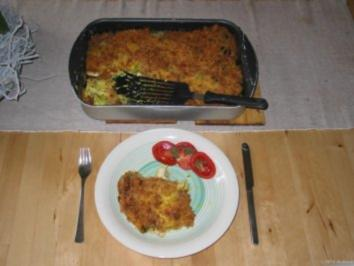 Curry-Hähnchenauflauf - Rezept