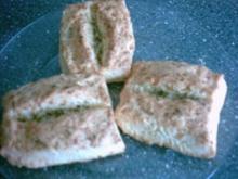 """Käse - Knoblauch """"Bisquits"""" - Rezept"""