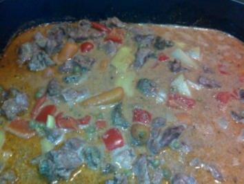 Bunte Partysuppe aus dem Ofen - Rezept