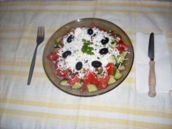 Spopska salata - Rezept