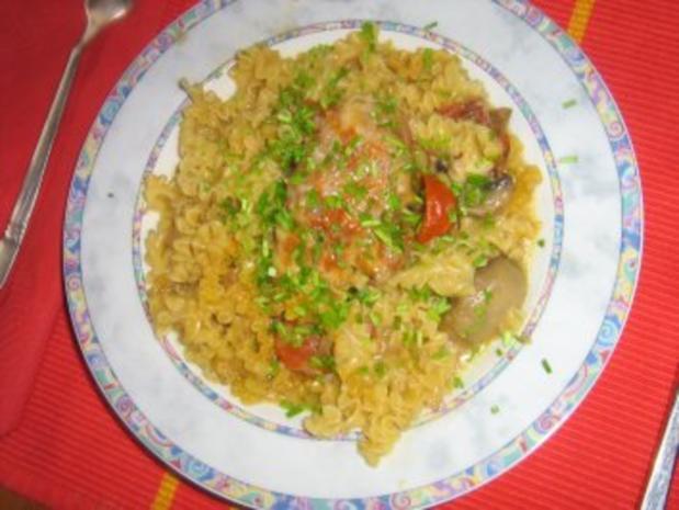 Wok-Nudelsuppe mit Hähnchenbrust - Rezept