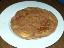 Apfel-Zimt-Pfannkuchen - Rezept