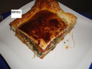 Simu's Pastete - Rezept