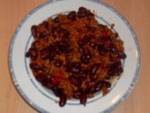 Chili con Carne mild - Rezept