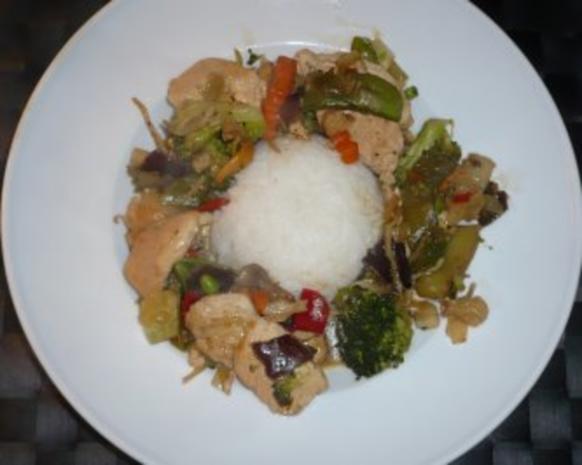 Chinapfanne - Rezept - Bild Nr. 6