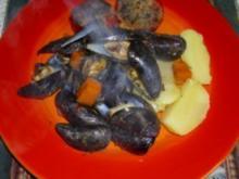 Muscheln in Madeirasud - Rezept