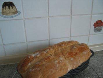 Brot + Brötchen: Weißbrot mit Joghurt, 3,5 % natur - Rezept