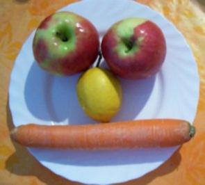 Backen: Möhren-Apfel-Kuchen - Rezept