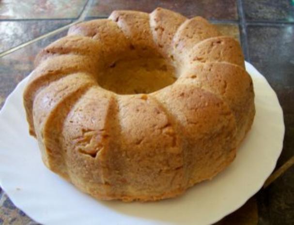 Backen: Möhren-Apfel-Kuchen - Rezept - Bild Nr. 4