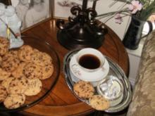 Gebaeck - Frische Minze Schokolate Chip Gebaeck - Der Minz macht es einfach lecker - Rezept