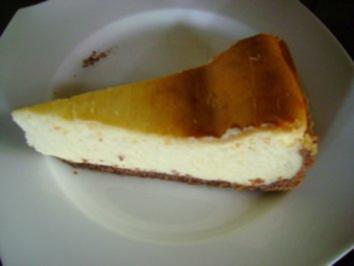 Kuchen : Käsekuchen mal anders - Rezept