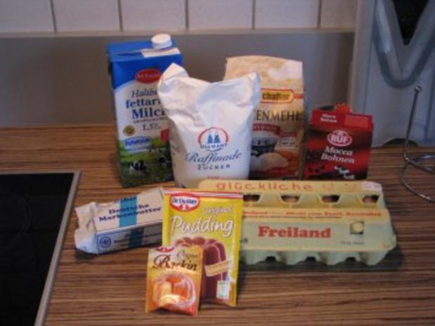 """""""MUFFINS"""" Schokoladen-Muffins mit Moccabohnenstückchen - Rezept - Bild Nr. 2"""