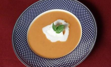 Tomatensuppe (René Weller) - Rezept