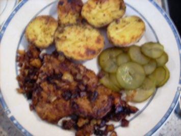 Ofenkartoffeln mariniert - Rezept