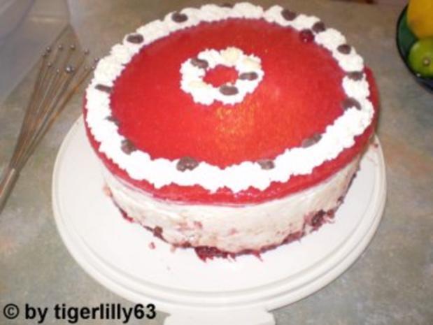 Erdbeer-Torte - Rezept