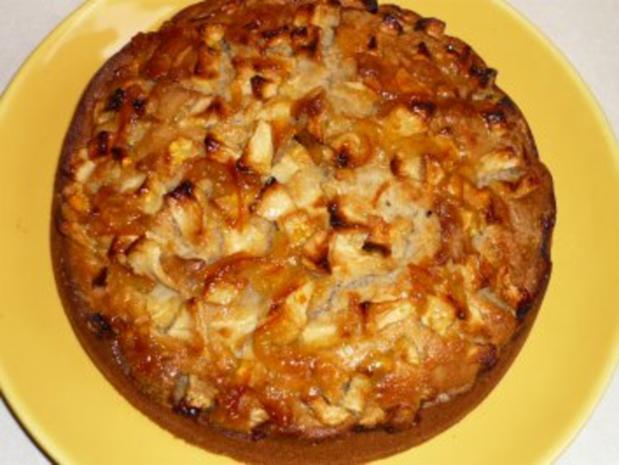 Apfel Zimt Kuchen Rezept Mit Bild Kochbar De