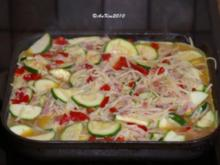 Gemüse-Nudel-Pfanne - Rezept - Bild Nr. 3