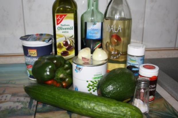 "Gemüse-Creme-Suppe ""Fresh Green"" - Rezept - Bild Nr. 2"