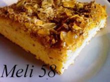 Backen: Buttermilchkuchen - Rezept