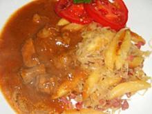 Sauerkraut - Schupfnudel - Pfanne - Rezept