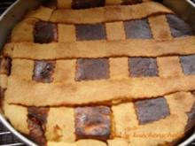 Quarktorte mit Johannisbeeren - Rezept