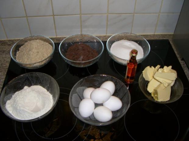 Stracciatella - Rührkuchen - Rezept - Bild Nr. 2