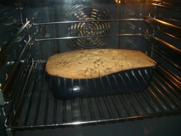 Stracciatella - Rührkuchen - Rezept - Bild Nr. 5
