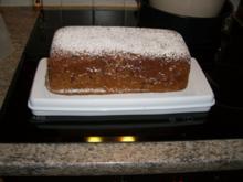 Stracciatella - Rührkuchen - Rezept