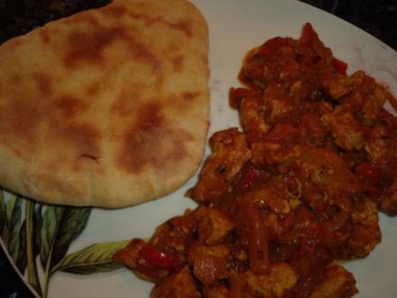 Indisch: Bombay Curry - Rezept